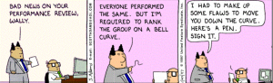 The Uncertain Future of the Annual Performance Review