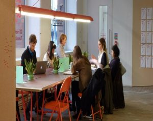 Top 5 Reasons Why Startups Should Work From CoWorking Office Spaces clockit
