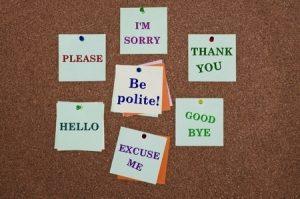 Do Manners Matter at Work?