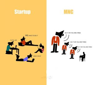 Why Working in Startups is Better Than Working in MNCs
