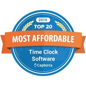 clockit capterra most affordable